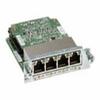 Cisco Gigabit EtherSwitch EHWIC - Switch - managed - 4 x 10/ -- EHWIC-4ESG=