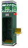 Marine Shower -- GFTSM 350-Liter Marine Shower for Offshore and Coastal Applications