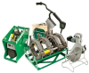 Pipe Butt Fusion Machine -- DynaMc® 412 EP (Electric Pump) -Image
