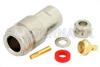 N Female Connector Clamp/Solder Attachment For PE-SR405AL, PE-SR405FL, RG405 -- PE4130 -Image