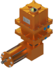 Spring Return Electric Actuator -- ASC6 -Image