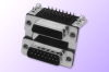 Dual Port Stacked Right Angle PCB Mount -- Series = DSD