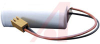 Battery, Lithium, 3 V, 2500 mAh, 17 mm Dia. x 45 mm, 2 Pin-Tabs -- 70157719