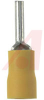 Pin Terminal, 12 10 AWG, vinyl insulated, .55 pin length -- 70044406