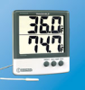 THERMOMETERS - Big-Digit, Dual Display, Minimum/Maximum Memory, Traceable, Big-Digit Thermometer -- 1150414