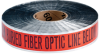 Detectable Identoline Warning Tape - Fiber Optic -- 91606