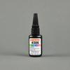 Henkel Loctite Flashcure 4306 Light Cure Cyanoacrylate Adhesive 1 oz Bottle -- 487909 -Image