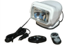 HID Golight Stryker - 35 Watt HID - 3000 Lumen - 2 Wireless Remotes - White - 12 VDC - Magnetic Base -- GL-3067H-M