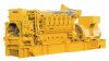 Diesel Generator Set -- 3616 (MEDIUM SPEED)