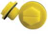 Threaded Protection Plugs - Wide Flange -- BLWF125A