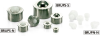 Ball Rollers - Press Fit Type -- BRUPS-N