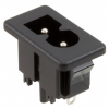 Power Entry Connectors - Inlets, Outlets, Modules - Unfiltered -- Q840-ND