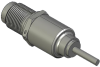 Honeywell General Aerospace Proximity Sensor, GAPS Series, Inline cylindrical threaded form factor, 1,75 mm/2,75 mm range, 3-wire open collector output normally open, D38999/25YA98PA termination -- LGCTA3CB01-000 -Image