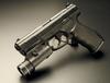 Rail Mount Tactical LED Gun Light -- TL-LED-RM-1