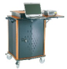 LT15 Laptop Cart with Presenter's Module -- 55216