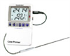 High Accuracy Dual-Input Thermometer with two stainless-steel probe -- EW-94460-99