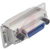 Adapter, IEEE; Bulkhead; 2.875 in.; 0.984 in.; Panel Mount -- 70126146