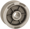 R-3564 Double Flanged Steel Wheel
