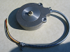 Freight Elevator Replacement Motor -- 20-21 - Image