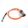 MP-Series 90m Servo Power Cable -- 2090-CPWM7DF-10AA90 -Image