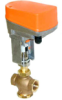 3 WAY MOTORIZED VALVES -- 835VBN12T320MH000