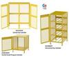 Gas Cylinder Cabinets -- HCV051YP -Image