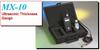 MX-10 Ultrasonic Thickness Gauge