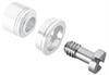 PS10 Flush-Mounted Screw - Metric -- PS10-M4-40