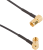 RF Standard Cable Assembly -- 135104-02-M0.25 -Image