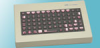 KI6000-BX Series NEMA 4 Sealed Backlit Keyboard - Image