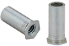 Thru-hole Threaded Standoffs - Types SO, SOA, SOS - Metric -- SOS-M3-5-25 -- View Larger Image