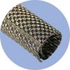 EMI Shielding Sleeve - ROUNDIT® EMI FMJ -- Brand: Bentley-Harris®