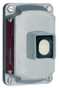 Cover,Push Button, 1 Circuit Universal -- 12F537