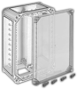 Transparent Screw Cover Enclosures - VMS - NEMA 4X -- VMS1612CT