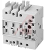 Disconnect Switch, Non-Fusible, 3-Pole,30A, 7.5HP@240VAC, Rail or Panel -- 70060601