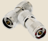 RF Coaxial Adapter -- P1-ADP-NP/NP - Image