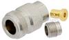 N Female Connector Solder Attachment for PE-SR402AL, PE-SR402FL, PE-SR402FLJ, PE-SR402TN, RG402 -- PE44705 -Image