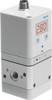 Proportional pressure control valve -- VPPE-3-1-1/8-6-420-E1 -Image