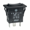 Rocker Switches -- WR13AFN-ND -Image
