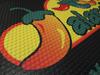 Rubber Scraper Logo Mats