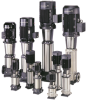 Vertical Multistage Ventrifugal in-line Pumps -- CR