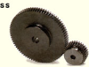 114mm PD Steel Spur Gears -- SS1.5-76-Image