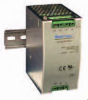120 W High Input  Single Phase Single Output Low Profile Power Supplies -- PSH-12024 - Image