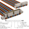 Rectangular Cable Assemblies -- M3DYK-3436R-ND -- View Larger Image