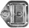Recessed Folding T-Latches -- 5745 - Image