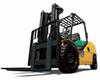 Pneumatic Internal Combustion Forklift, Komatsu -- CX50 - Image