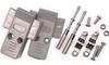DB9 PLASTIC HOOD/THUMBSCREWS -- 10-24100