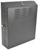 SmartRack 6U Low-Profile Vertical-Mount Switch-Depth Wall-Mount Rack Enclosure Cabinet -- SRWF6U -- View Larger Image