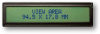 LCD Character Display Module -- ASI-F-242AS-GC-AWS/W - Image