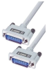 Molded IEEE-488 Cable, Inline/Inline 5.0m -- MGPA00011-5M -Image